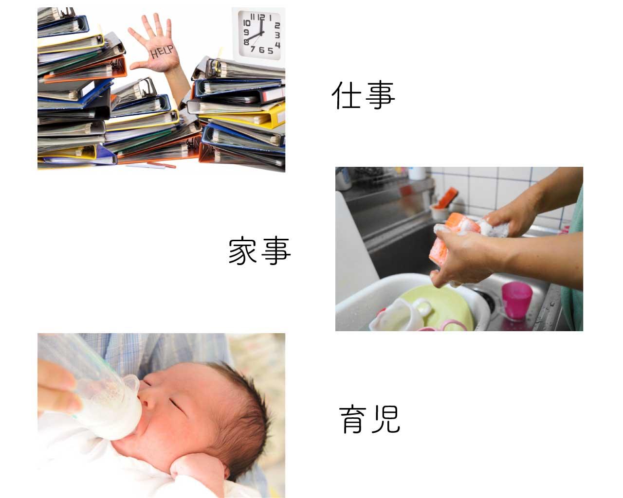 現代人は、仕事に家事、育児といつだって予定がいっぱい。